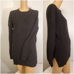 BP. BLack Knitted Sweater